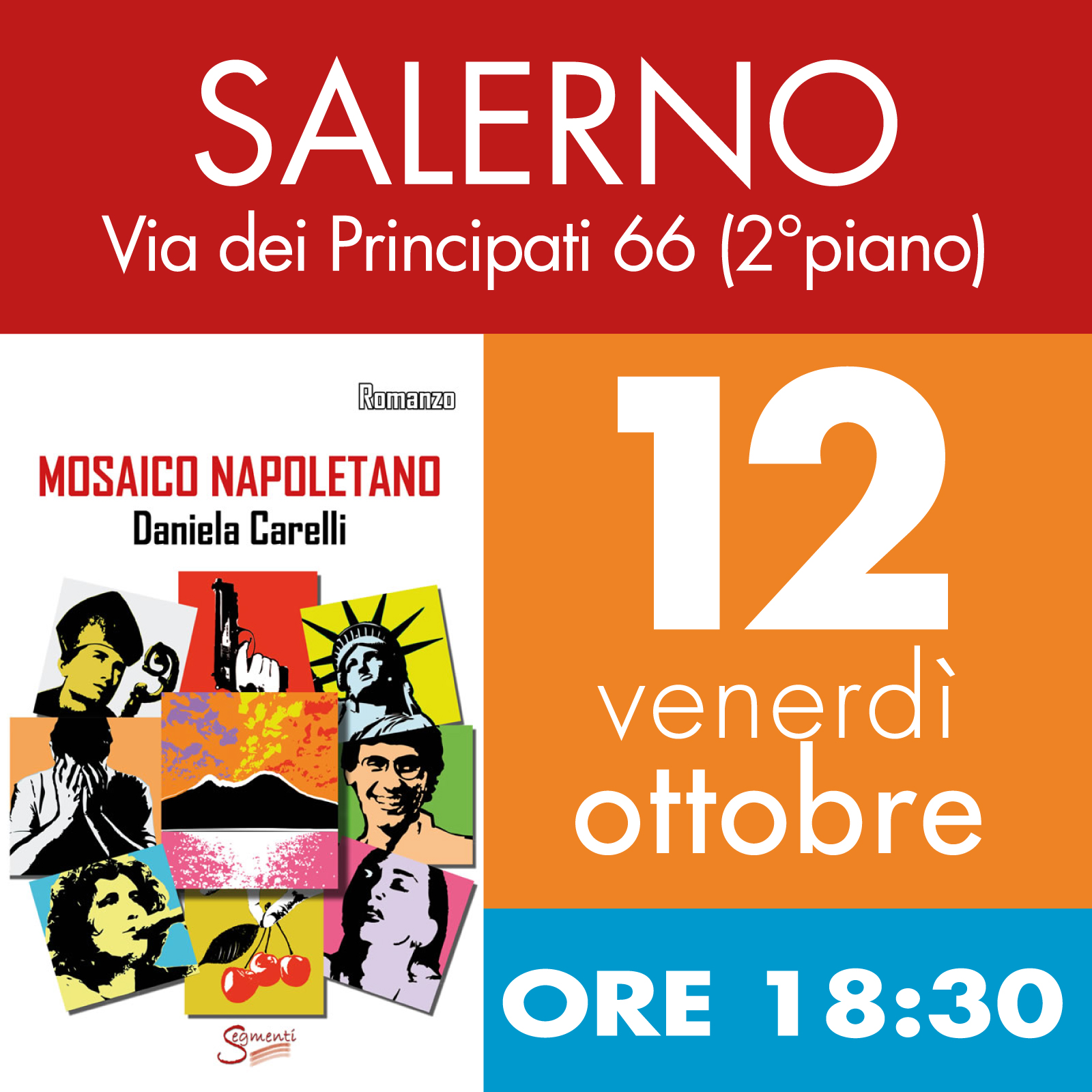 Incontro a Salerno