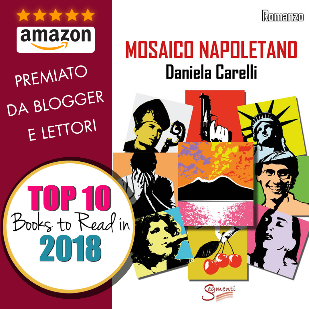 Mosaico Napoletano TOP 10 books 2018