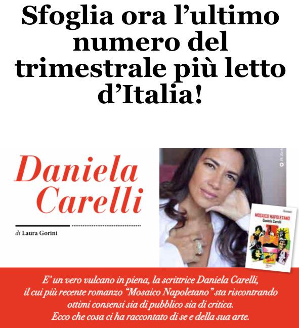 Intervista UP Magazine Italia
