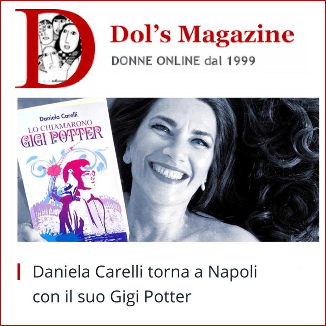 Intervista Dols Magazine